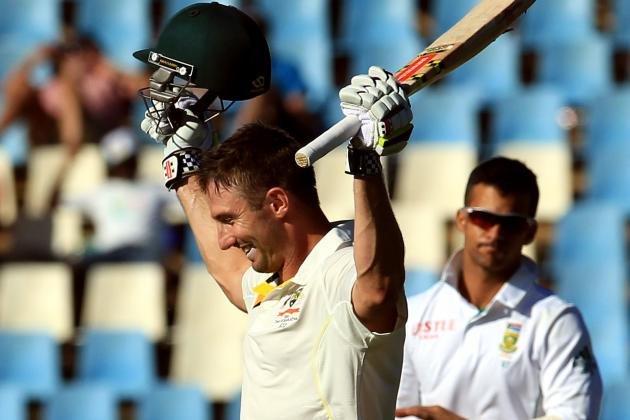 Why Day 1 at Centurion Proves Australia Have the Mettle to Defeat South Africa