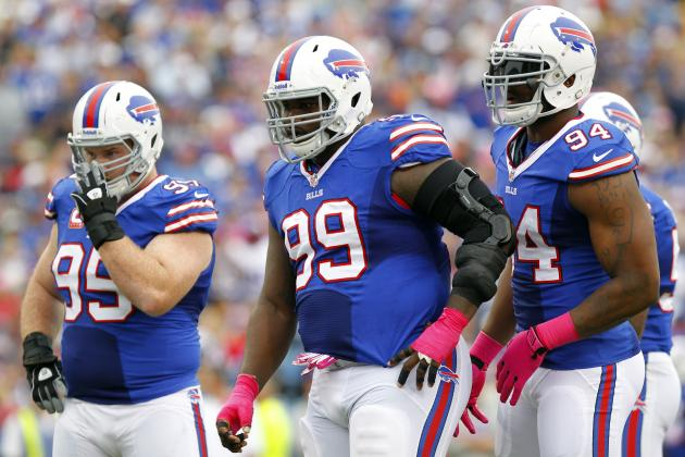 Buffalo Bills Defensive Line Must Continue to Dominate in Jim Schwartz's Scheme