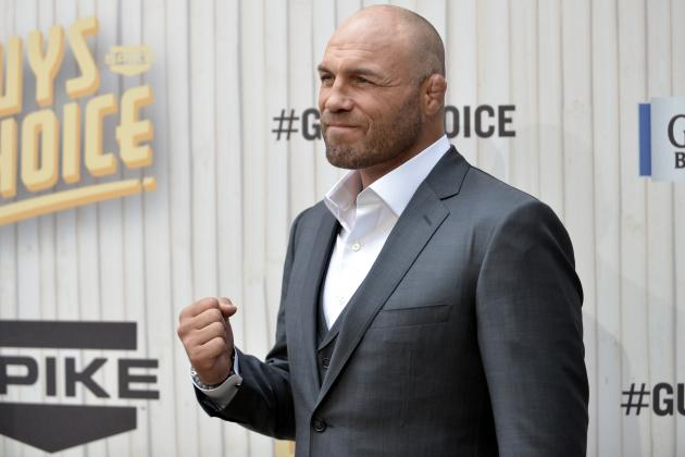 Randy Couture: More Than 30 Countries Want MMA in the Olympics