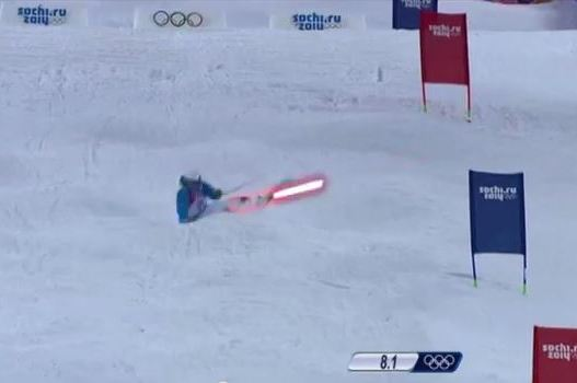 'Star Wars' Invades 2014 Sochi Winter Olympics to Create Awesome Video