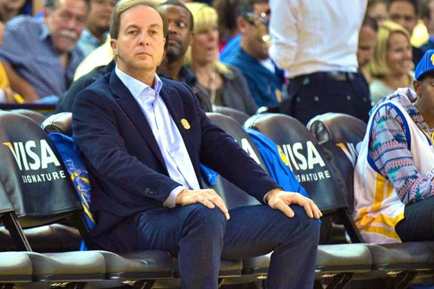 Golden State Warriors Owner Rips Team, 'Some Things Are a Little Disturbing'