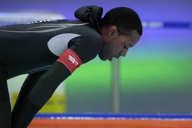 Don't Shed Tears for Shani Davis Yet: Speedskating Star Eying 1,500-Meter Glory