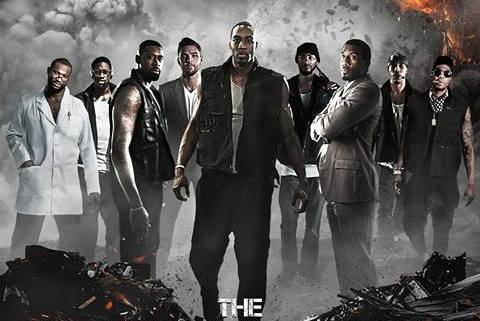 Dwight Howard, DeAndre Jordan and Other NBA Stars Spoof 'The Expendables'