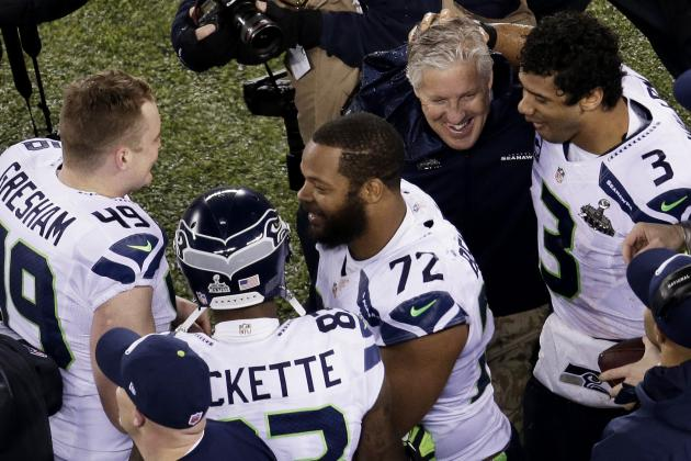 Strength of Schedule: Seattle Seahawks