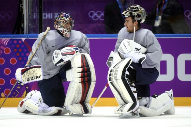 Jonathan Quick Is the Wrong Choice in Goal for the 2014 US Olympic Team