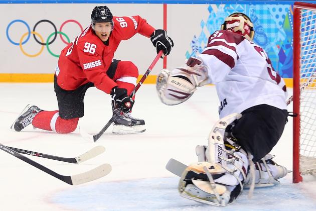 Latvia vs. Switzerland: Score and Recap from 2014 Winter Olympics