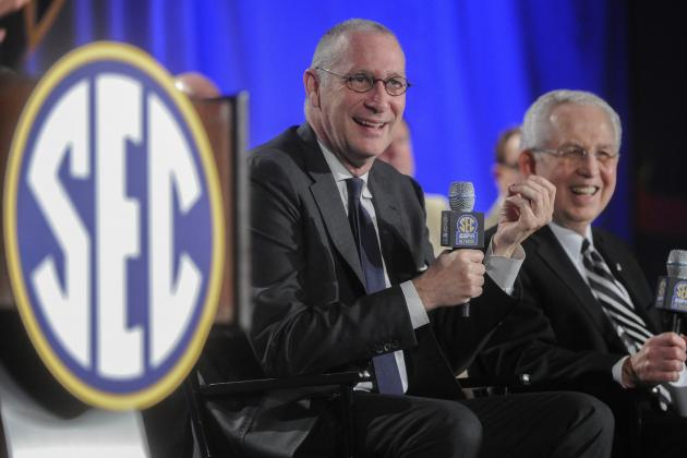 SEC Marches into College Football Playoff Era as 1st Among Equals