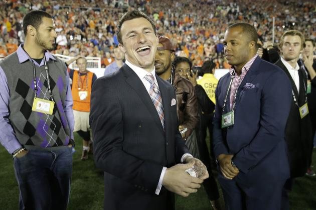 Johnny Manziel Is a Must-Draft for Jacksonville Jaguars
