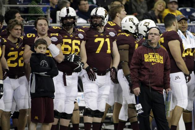 Does Staff Continuity Set Up Minnesota, Northwestern for B1G Success in 2014?