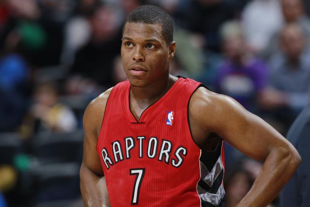 Kyle Lowry Playing His Way off of Toronto Raptors' Trade Block