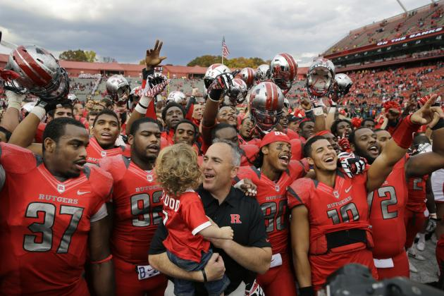 Rutgers Agrees to Settlement with AAC, Will Join Big Ten on July 1, 2014