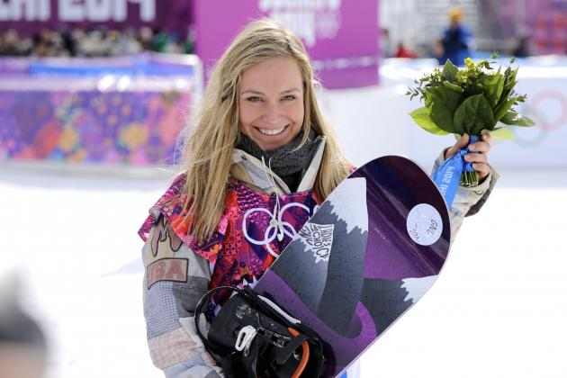 US Snowboarder Jamie Anderson Says Tinder Is 'Next Level' in Olympic Village