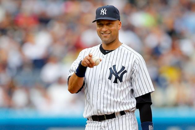 Twitter Reacts to Derek Jeter's Announcement He Will Retire After 2014 Season