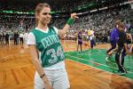 Celebs Who Have Gone Wild at Sporting Events