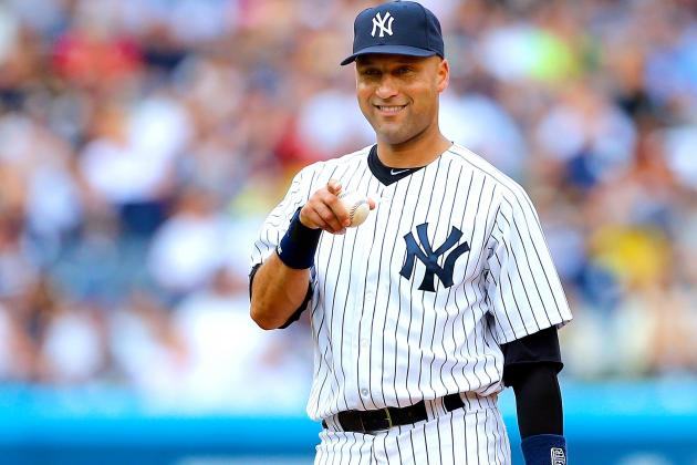 Derek Jeter Announces He Will Retire After 2014 Season