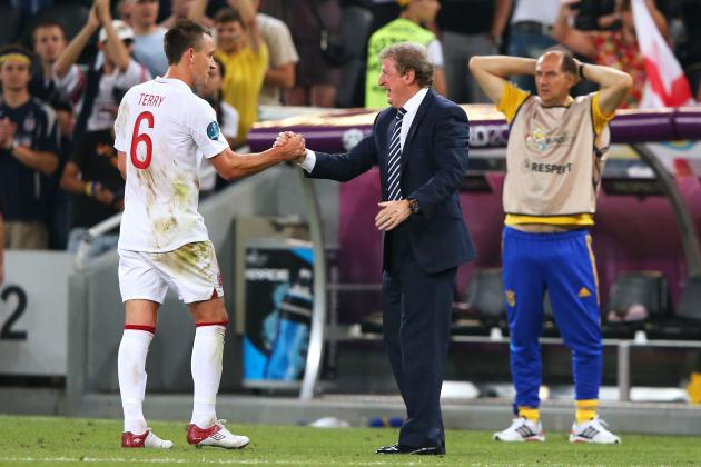 Roy Hodgson Will Rue Ruling out John Terry England Return