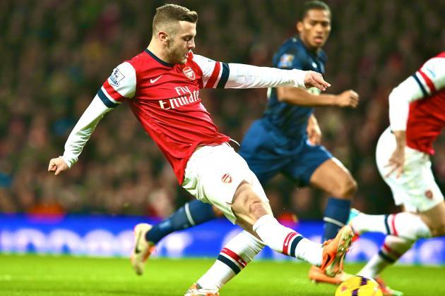 Arsenal vs. Manchester United: Premier League Live Score, Highlights, Report