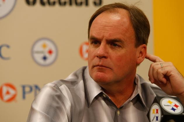 Steelers GM Kevin Colbert Discusses Draft Class, Free Agency, More