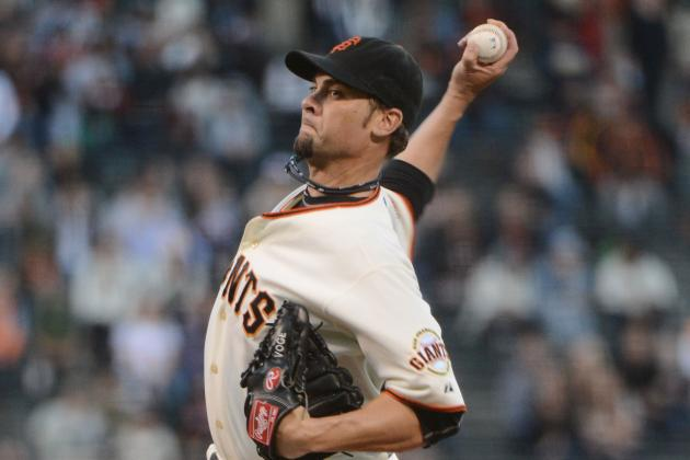 Vogelsong Among Many Hoping to Improve
