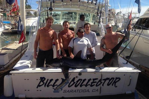 Field of Links: The San Jose Sharks Caught a Real Shark