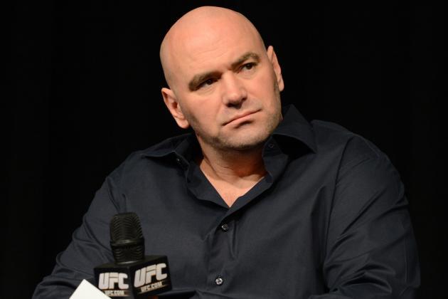 Dana White: Weidman vs. Belfort in Las Vegas, Confident Belfort Gets Licensed