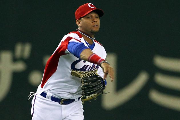 Full Scouting Report for Dodgers' New Cuban Shortstop Erisbel Arruebarruena