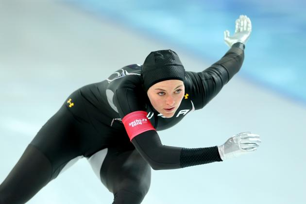 Men and Women's Speedskating Olympics 2014: What to Watch for on Day 6