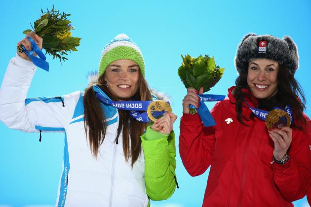 Medal Count 2014 Olympics: Latest Reaction and Standings for Day 5 Results