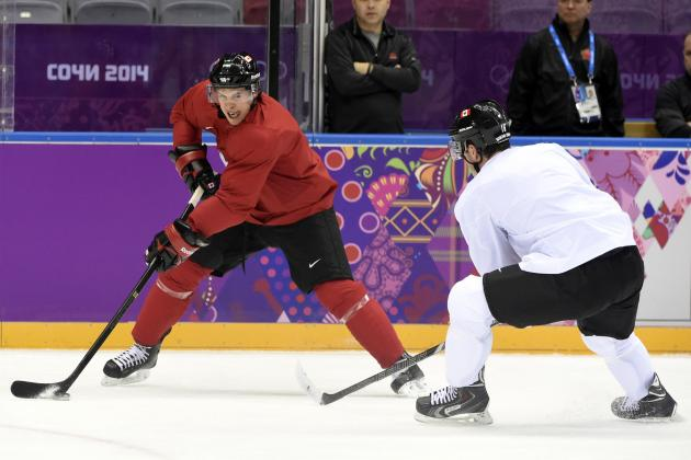 Canada vs. Norway: TV Info, Live Stream and More for Olympics Hockey 2014