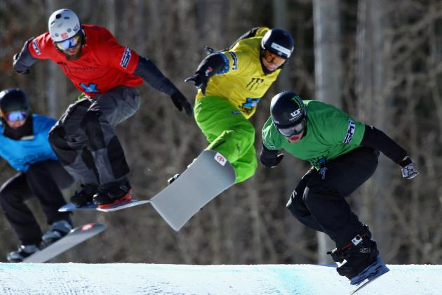 Olympic Snowboarding 2014: Previewing Favorites to Win Men's Snowboard Cross
