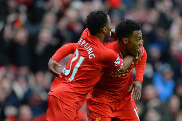 Fulham vs. Liverpool: Live Player Ratings for the Reds