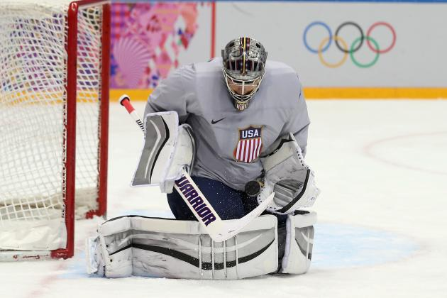 USA vs. Slovakia: TV Info, Live Stream and More for Olympics Hockey 2014