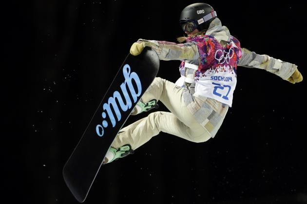 4 Takeaways from Kaitlyn Farrington's Halfpipe Performance at Sochi Olympics