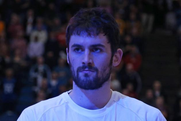 What Could Minnesota Timberwolves Get in Potential Kevin Love Trade?