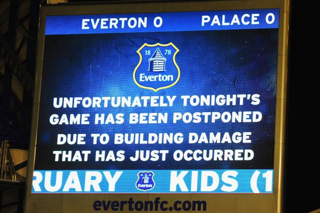 Everton Fan Waits 30 Years to See Match Live, Only for It to Be Cancelled