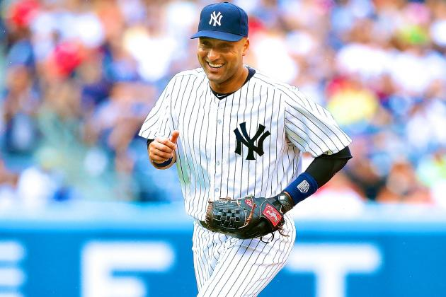 Where Derek Jeter's Hall of Fame Career Lands in Yankees Lore