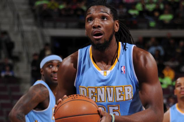 Debate: Should the Nuggets Trade Kenneth Faried?