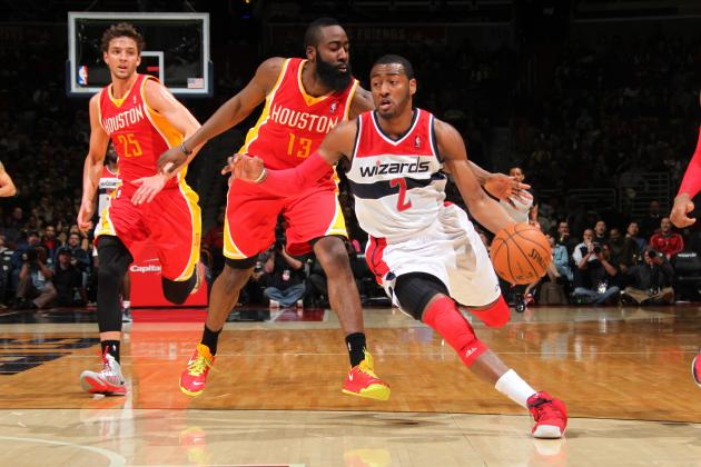 Washington Wizards vs. Houston Rockets: Live Score and Analysis