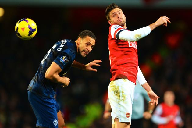 Arsenal vs. Manchester United Score, Grades and Post-Match Reaction