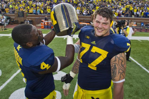 Questions Still Surround Taylor Lewan's Top-15 Draft Status Entering the Combine