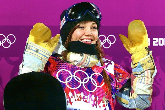 Sochi 2014: Snowboard Gold Puts Spotlight on Rising U.S. Star Kaitlyn Farrington