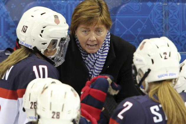 US Olympic Hockey Team 2014: Women's Loss to Canada Provides Necessary Adversity