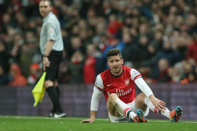 Arsenal vs. Manchester United: Gunners Blow It Again on the Big Stage