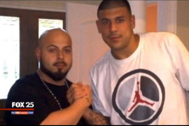 Hernandez's Barber Could Be Key Witness in Lloyd Murder Case