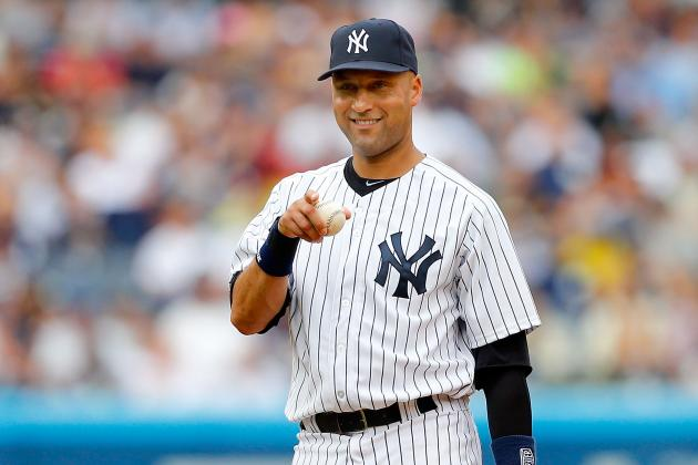 Ticket Prices to Derek Jeter's Final Games Soar After He Announces Retirement