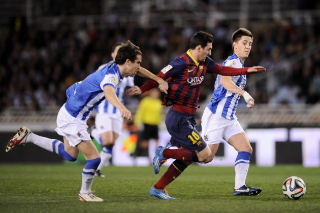 Film Focus: An in-Depth Look at Barcelona's 1-1 Draw at Anoeta