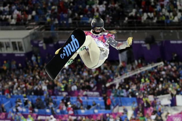 What Twitter's Saying About Women's Halfpipe Results at Sochi Olympics