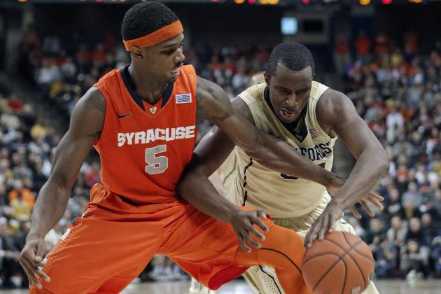 Syracuse vs. Pittsburgh Rematch Live Blog