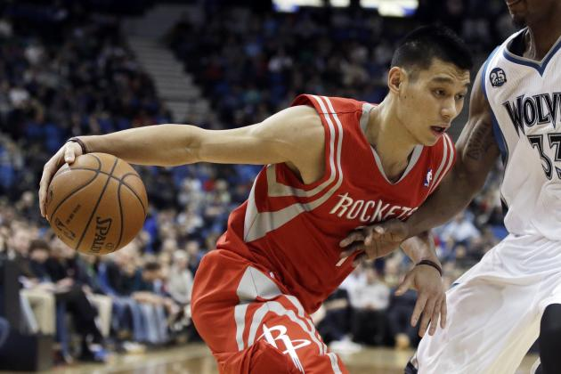 Jeremy Lin Will Win 6th Man of the Year Award Sooner Than You Think