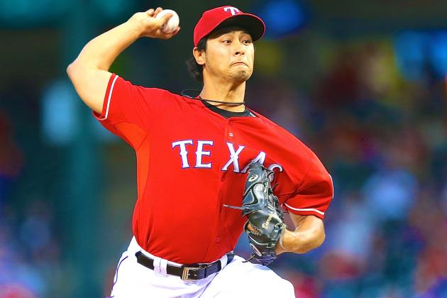 Why Japanese Phenom Yu Darvish Has Still Not Peaked Yet in MLB